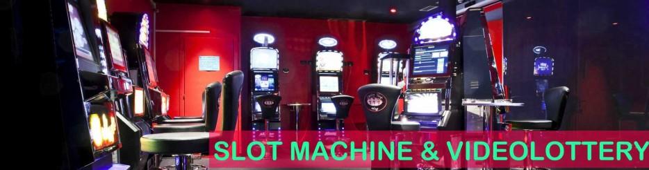 Noleggio slot machine toscana