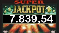terzo jackpot vinto in una settimana