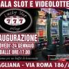 """inaugurazione lucky slot village """"AGLIANA"""" 24-01-13 ORE 17.00"""