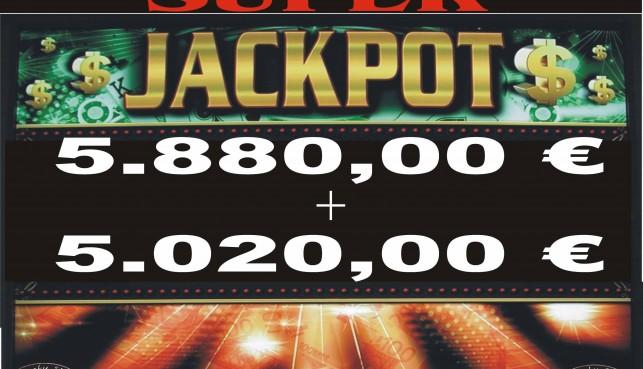 nuovi jackpot vinti a Pistoia