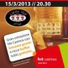 """serata """" hit casinò """" alla lucky slot village di Pistoia il 15-03-13"""